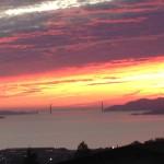 SunsetGoldenGate